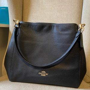Coach Hallie Shoulder Purse